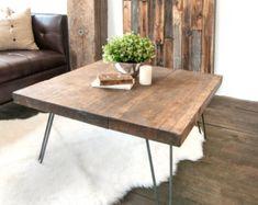 Handmade Butcher's Block Coffee Table (do you like)