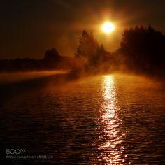 Sunrise by ginaups