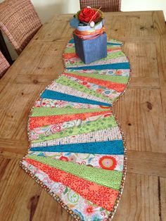 Quilt Patterns Table Runners On Pinterest Table Runners