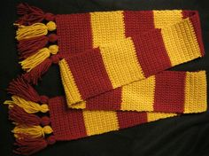 Griffindor scarf