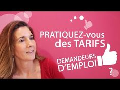 Conseils de Karine ✪ Pratiquez-vous des tarifs Demandeur d'Emploi ?