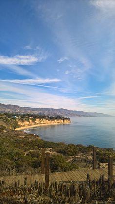 #ocean view, #beach walk #Malibu