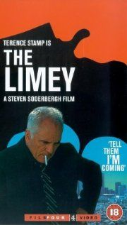 """""""The Limey"""" (dir. Steven Soderbergh, 1999) --- An extremely volatile and dangerous Englishman Wilson (Terence Stamp) goes to Los Angeles to find the man he considers responsible for his daughter Jenny's (Melissa George) death. Also starring Lesley Ann Warren and Luis Guzmán."""
