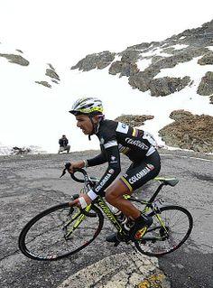 Giro 2014 - 16 (Ponte di Legno - Val Martello/Martelltal, 139km) :