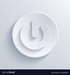 Light circle icon vector image on VectorStock Free Vector Images, Vector Free, Circle Light, Cute Pastel Wallpaper, Alphabet Design, Ios Icon, White Aesthetic, Ikon, Ui Design