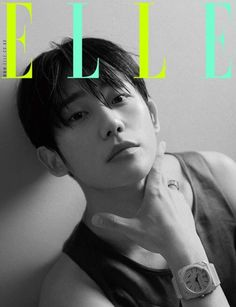 Jung Hae In decorates the August 2019 issue of Elle Korea. He is set to appear in a film with Kim Go Eun also in August. Asian Actors, Korean Actors, Jung In, Boys Are Stupid, Sung Hoon, Celebrity Drawings, Cute Actors, Kdrama Actors, Asian Hotties