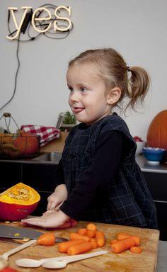 The Little Things... a Pumpkin Soup recipe