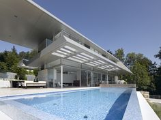 Blog y Arquitectura: Villa A - Najjar & Najjar Architects #arquitectura #piscinas