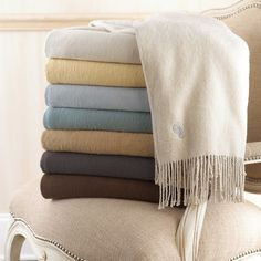 Waterford® Linens Connemara Silk Throw