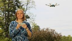 Women of the drone industry - Fortune...Meet the women shaping the future of the drone business