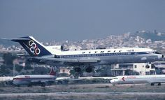 Olympic Airways B 727-284 (Mount Pindos) [SX-CBB]