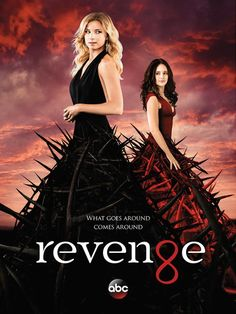 My Thoughts on Revenge: Season One #thisgirlisobsessed #TV #revenge