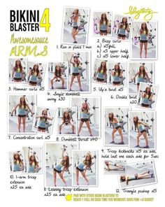perf arm workout