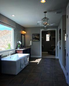 I have no words you tell me. #bathroom #interiordesign #modelhouse #lasvegasrealestate #luxuryhomes