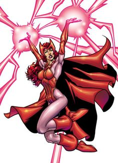 Scarlet Witch fans there? If yes say something!