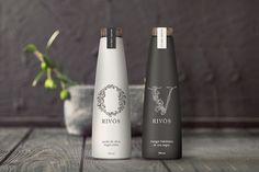 35 diseños de etiquetas y packaging de aceite de oliva