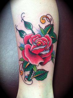 Tattoos - Luke Wessman - Self Made Tattoo Artist
