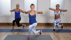 Sport And Danse Vidéos : 15-Minute Beginner's At-Home Cardio Workout | Class FitSugar | Virtual Fitness | Votre Magazine d'inspiration Santé & Fitness N°1, Fitness, workout, squat, yoga, nutrition, lifestyle