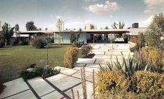 Casa Galvez, Paseo del Pedregal 120, México, D.F 1959  Arq. Antonio Attolini Lack