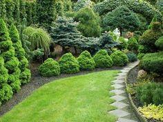 Yard Art, Garden Projects, Stepping Stones, Landscape Design, Sidewalk, Outdoor Decor, Landscaping, Home, Gardens