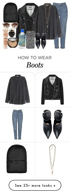 """Company."" by carla-limitededition on Polyvore featuring Acne Studios, Topshop…"