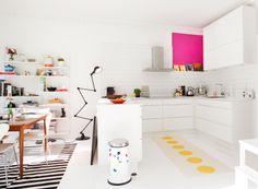 Белая кухня - маленькая слабость - Home, sweet home