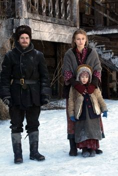 """Doctor Zhivago"" movie still, L to R: Hans Matheson, Keira Knightley, Anna Rust. Dr Zhivago Movie, Doctor Zhivago, Keira Knightley, She Movie, Movie Tv, Hans Matheson, Picture Of Doctor, Masterpiece Theater, Scottish Actors"