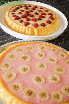 Gyümölcs torta - recept #fruit #cake #recipe