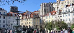 Lisbon/Baixa District - Day 1