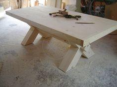 ΤΡΑΠΕΖΙ 230 x 110 εκ. μοναστηριακό,(ΚΩΔ: 0108 ) από έμπειρο τεχνίτη επιπλοποιό φτιαγμένο στο χέρι με μεράκι, περιορισμένης ποσότητας παραγωγής, τραπέζι μοναστηριακού τύπου, από μασίφ, συμπαγές, ξύλο από έλατο, πολύ γερή και ανθεκτική κατασκευή ικανό να αντέχει τόσο σε εξωτερικούς χώρους (αυλή κ. λπ. ) λόγω της ποιότητας κατασκευής αλλά και του είδους του ξύλου, και για εσωτερικό χώρο, αποστέλλονται παντού, για εντός Αττικής υπάρχει και δυνατότητα μεταφοράς στο χώρο σας, αναλαμβάνονται… Dining Table, Flooring, Rustic, Furniture, Home Decor, Country Primitive, Decoration Home, Room Decor, Dinner Table