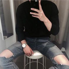 Korean Fashion Trends you can Steal – Designer Fashion Tips Monsta X, Daddy Aesthetic, Korean Fashion Trends, Ulzzang Boy, Sensual, Boy Outfits, Hot Guys, Mens Fashion, Celebrities