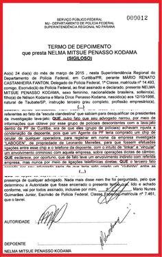Chip e e-mail: as falsas provas Por Marcelo Auler Dias antes de deflagrada a primeira fase da Operação Lava Jato – iniciada no sábado, 15 de março de 2014, quando a doleira Nelma Kodama foi presa a…