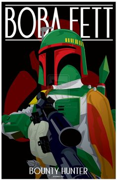 Boba-Fett-Bounty-Hunter by CuddleswithCats on DeviantArt