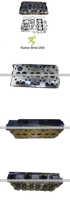 Eastwoods diy polishing and porting cylinder heads kit more heavy equipment new kubota d902 complete cylinder head and full gasket kit buy solutioingenieria Gallery