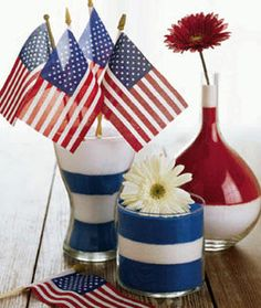 4th Of July Decorations | 4th of July Party Ideas