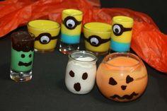 Mousse de Marshmallows, nubes o malvaviscos con chocolate: fiesta de Halloween de Minions   Cocina