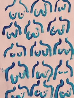 Deciphering the cyber jungle: Wether it be the vivacious curves of the female form or the quiet whispers of the human heart, may we not exploit ourselves unnecessarily. Words and art by www.tessguinery.co