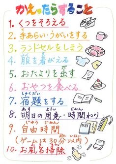 2階の開かずの間お片付け~その①~ の画像|お部屋をキレイに!お片付け&お掃除【広島県/福山/尾道/三原】整理収納アドバイザー世良美由紀 Teaching Kids, Kids Learning, Kids English, Kids Study, House Rules, Book Of Life, Kid Spaces, Kids Education, Baby Kids