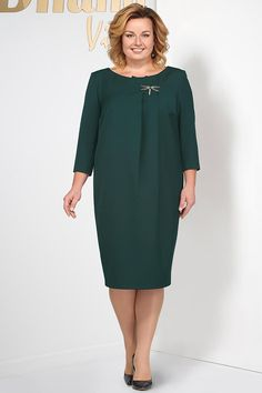 Curve Dresses, Plus Size Dresses, Plus Size Outfits, Formal Dresses, Mom Dress, Dress With Bow, Dress Brokat, Arabic Dress, Cocoon Dress