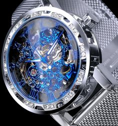 Skeleton Watches, Accessories, Ornament