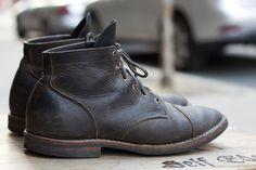 vintage Viberg boots
