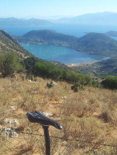 Vlicho bay, Lefkas, Greece www.getactivelefkas.com