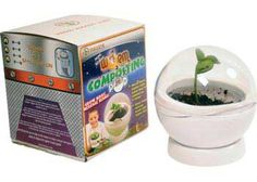 Wiggo Pods - Compost & Grow Wiggo Plants The Wiggo Pod is a brand new prize winning educational tool. It teaches children about the recycling of food waste using composting worms! Plant your own little plant with a message afterwards.