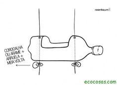 Plantar en botellas de plástico | Ecocosas