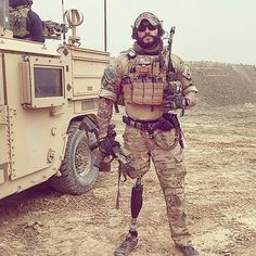 One legged U.S Army Special Forces soldier in Afghanistan x (:Tap The LINK NOW:) We provide the best essential unique equipment and gear for active duty American patriotic military branches, well strategic selected.We love tactical American gear Military Gear, Military Police, Usmc, Military Store, Military Soldier, Us Special Forces, Special Ops, Military Special Forces, My Champion