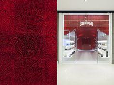 Camper Together store by Atelier Marko Brajovic, São Paulo – Brazil »  Retail Design Blog