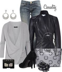 """""""Coach & Steve Madden"""" by casuality on Polyvore"""
