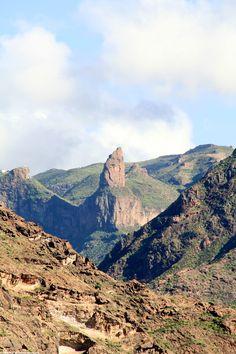 Gran Canaria bizarre Felsformationen