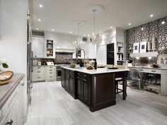 My dear kitchen, can you magically transform yourself into this?!