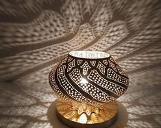 Moroccan Lamps by AtlasLights on Etsy